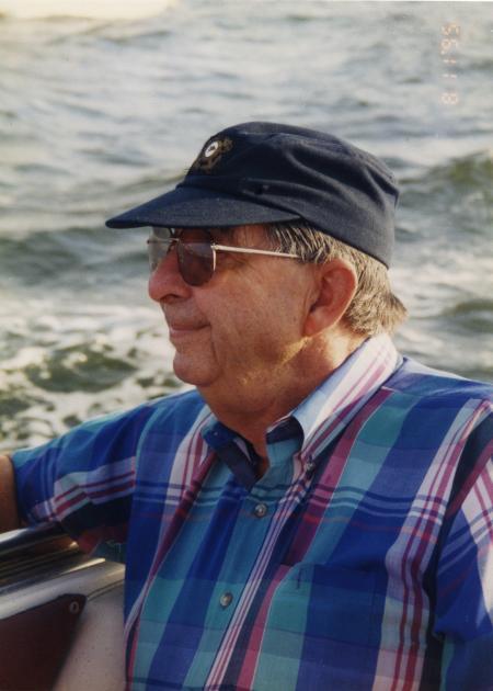 Roger W. Fortier Sr. April 27 1929 – August 22 2011